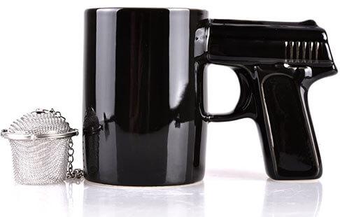 Handgun Mug