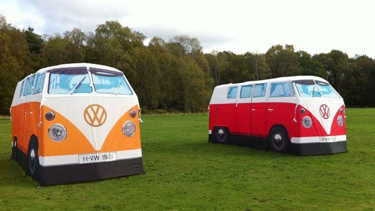 VW T1 Camper Van Tent